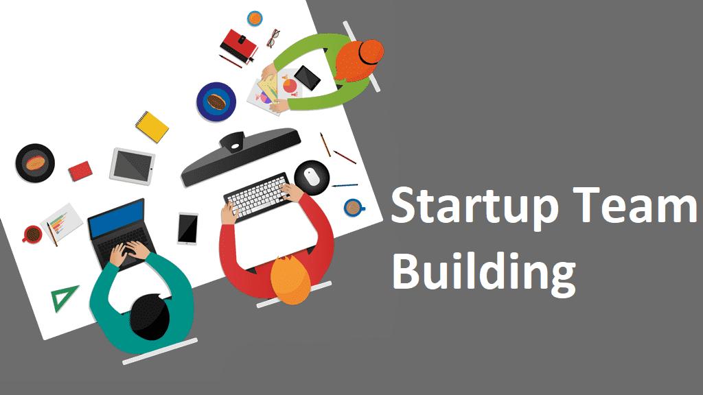 startup team building