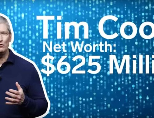 How Tim Cook Makes and Spends his Money?